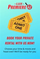 Premiere Private Rental Large Poster