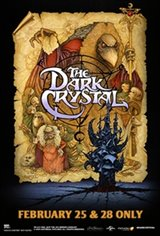 Premiere The Dark Crystal (1982) Movie Poster