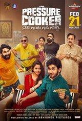Pressure Cooker (Telugu) Large Poster