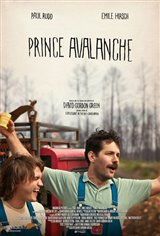 Prince Avalanche Movie Poster Movie Poster