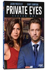 Private Eyes: Season One Movie Poster