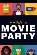 Private Movie Party Movie Poster