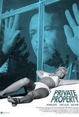 Private Property Movie Poster