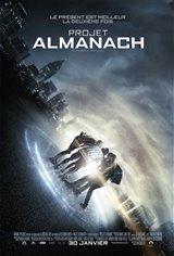 Projet almanach Affiche de film