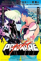 Promare (Subtitled) Movie Poster