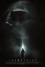 Prometheus 3D Movie Poster