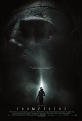 Prometheus: An IMAX 3D Experience Movie Poster