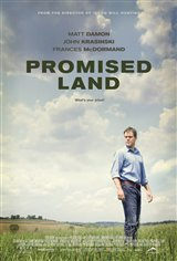 Promised Land Movie Poster Movie Poster