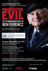 Prosecuting Evil Movie Poster