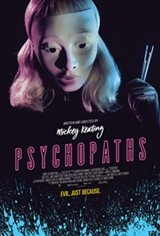 Psychopaths Movie Poster