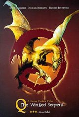 Q: The Winged Serpent Movie Poster