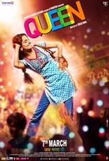Queen (Hindi) Movie Poster