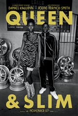 Queen & Slim Movie Poster Movie Poster