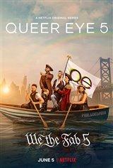 Queer Eye (Netflix) Movie Poster