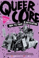 Queercore: How To Punk A Revolution Movie Poster