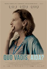Quo Vadis, Aïda? Affiche de film