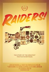 Raiders! The Story of the Greatest Fan Film Ever Made (v.o.a.) Movie Poster