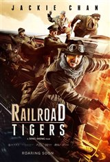Railroad Tigers Movie Poster