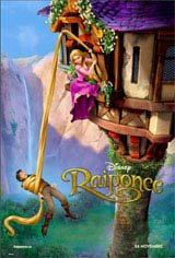 Raiponce Movie Poster
