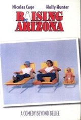 Raising Arizona Movie Poster
