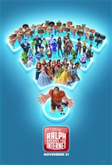 Ralph Breaks the Internet Affiche de film