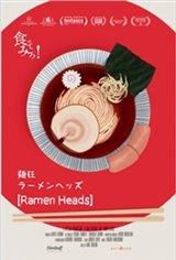 Ramen Heads Large Poster