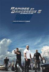 Rapides et dangereux 5 Movie Poster