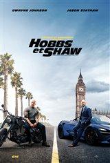 Rapides et dangereux : Hobbs et Shaw Affiche de film