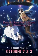 Rascal Does Not Dream of Bunny Girl Senpai The Movie Movie Poster