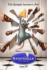 Ratatouille (v.f.) Affiche de film