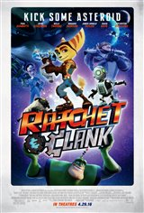 Ratchet & Clank Movie Poster Movie Poster