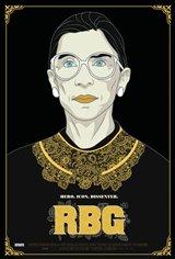 RBG (v.o.a.s.-t.f.) Affiche de film
