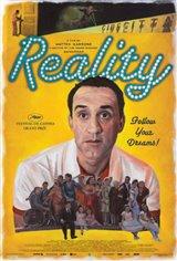 Reality (2013) Movie Poster Movie Poster