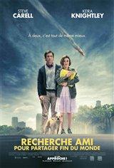 Recherche ami pour partager fin du monde Movie Poster