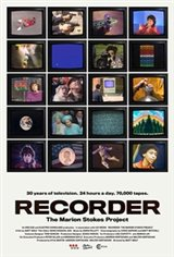 Recorder: The Marion Stokes Project Movie Poster