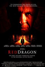 Red Dragon Movie Poster Movie Poster