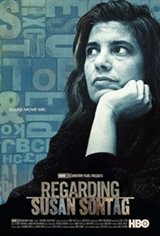 Regarding Susan Sontag Movie Poster