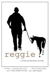 Reggie: A Millennial Depression Comedy Movie Poster