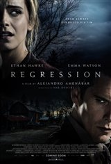 Regression (v.o.a.) Affiche de film