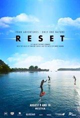 Reset (Fathom Events) Affiche de film