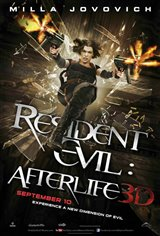 Resident Evil: Afterlife Movie Poster Movie Poster