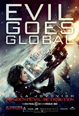 Resident Evil: Retribution - An IMAX 3D Experience Movie Poster