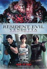 Resident Evil: Vendetta movie trailer