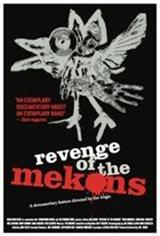 Revenge of the Mekons Movie Poster