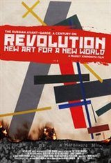 Revolution: New Art for a New World Movie Poster