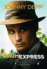 Rhum express Movie Poster
