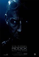 Riddick Movie Poster Movie Poster