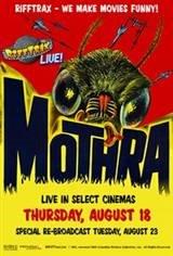 RiffTrax Live: Mothra Movie Poster