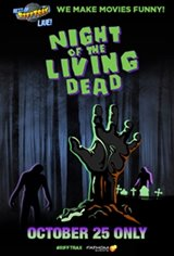 RiffTrax: Night of the Living Dead Movie Poster