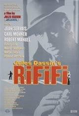 Rififi Movie Poster
